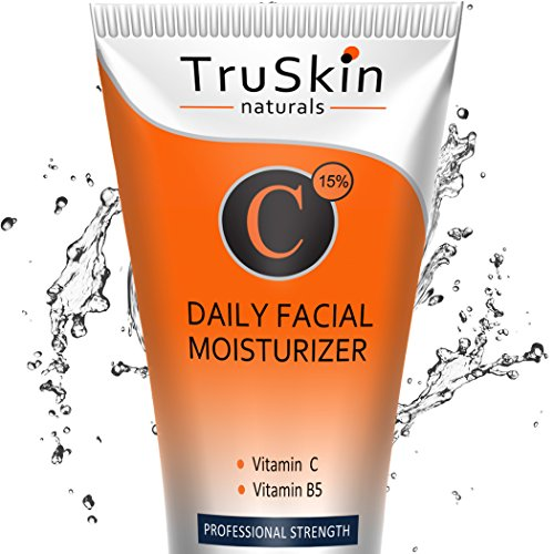 BEST Vitamin C Moisturizer Cream for Face, Neck & Décolleté