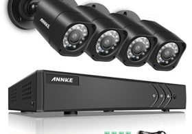 ANNKE 8-Channel HD-TVI 1080P Lite Video Security System DVR Review & Ratings