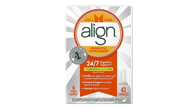 Align Probiotic Supplement Review & Ratings