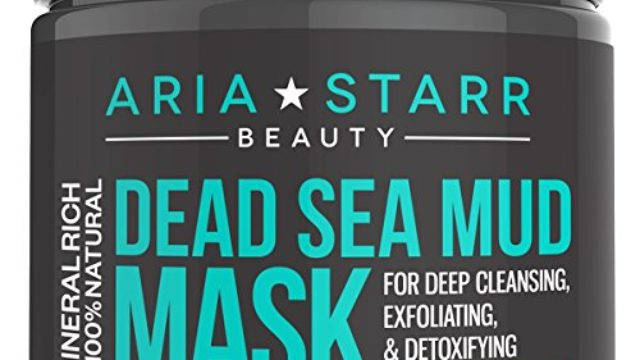 Aria Starr Beauty Natural Dead Sea Mud Mask Review & Ratings