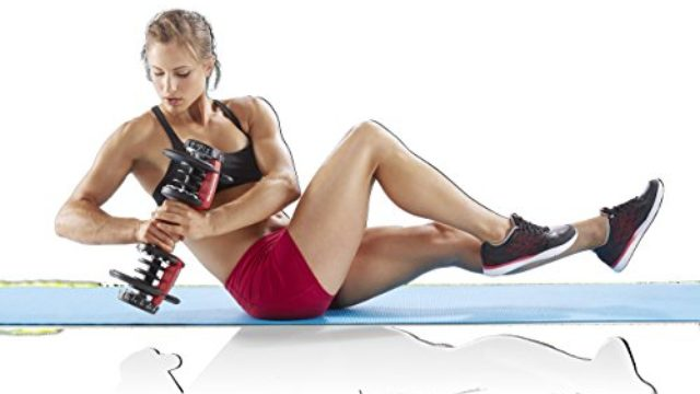 Bowflex SelectTech 552 Adjustable Dumbbells Review & Ratings