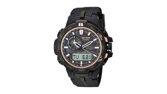 casio s pro trek quartz sport review ratings