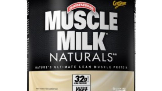 CytoSport Muscle Milk Naturals Review & Ratings