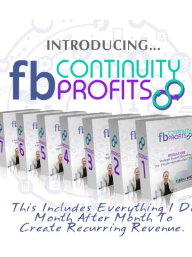 FB Continuity Profits
