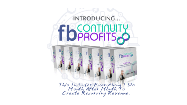 FB Continuity Profits Review, Ratings & Bonus