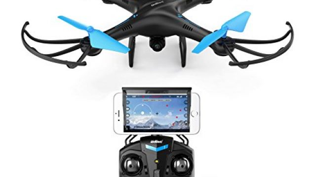 Force1 U45W Blue Jay WiFi FPV Quadcopter Review & Ratings