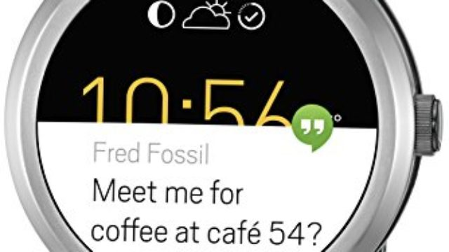 Fossil Q Founder Gen 1 Smartwatch Review & Ratings