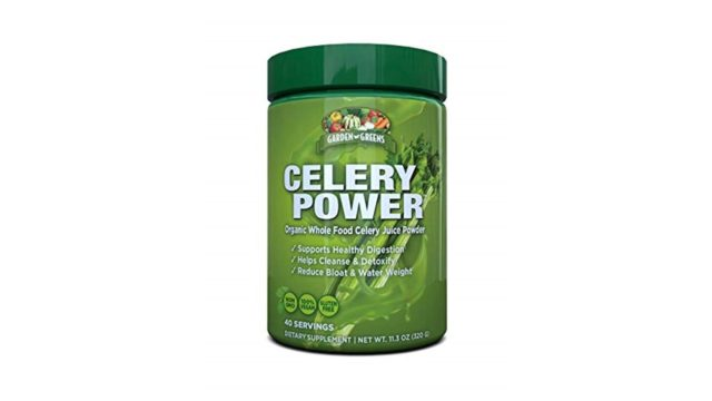 Garden Greens Celery Power Review