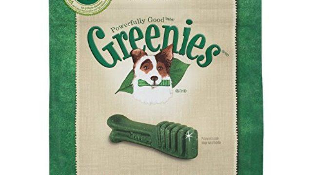 Greenies Original Dental Dog Treats Review & Ratings