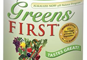 Greens First Nutrient Rich-Antioxidant SuperFood Review & Ratings