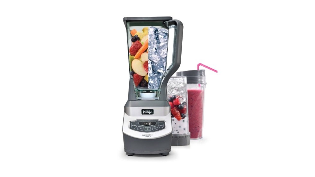 ninja professional 1500 watt blender manual