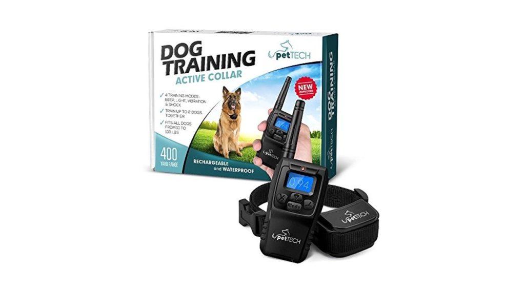 Pettech Dog Training Video