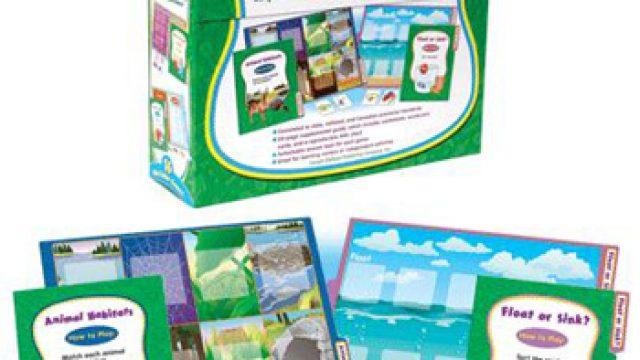Trend Enterprises CD-140044 Games Science File Folder Skill Building Center Activities Grades K-1
