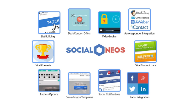 SocialNeos Review, Ratings & Bonus