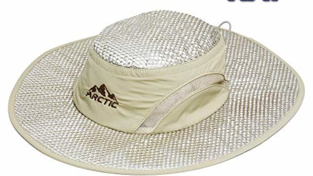 Arctic Hat Evaporative Cooling Hat With UV Protection As Seen On TV