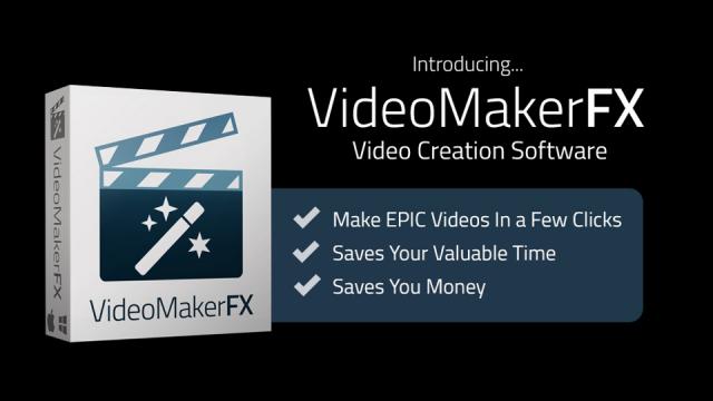 VideoMakerFX Review, Ratings & Bonus