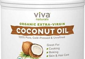 Viva Labs Organic Extra Virgin Coconut Oil Review & Ratings