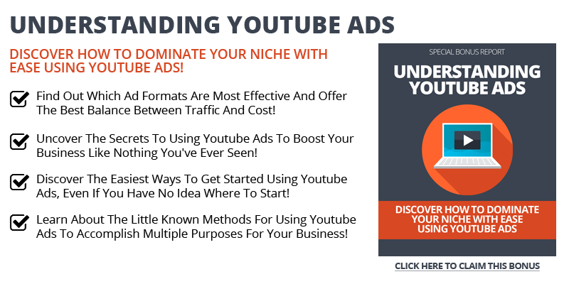 Understanding YouTube Ads Bonus for our Stockocity 2 Review readers
