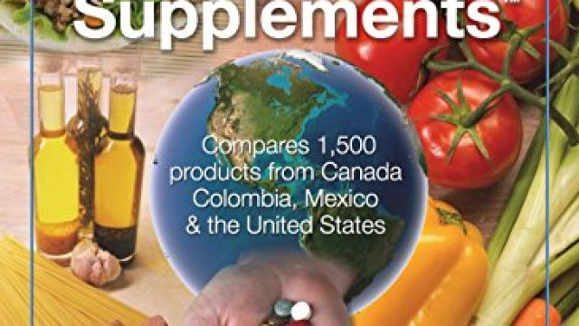 NutriSearch Comparative Guide to Nutritional Supplements for the Americas (English)