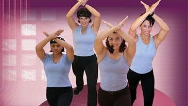 Fitness Kickboxing Workout
